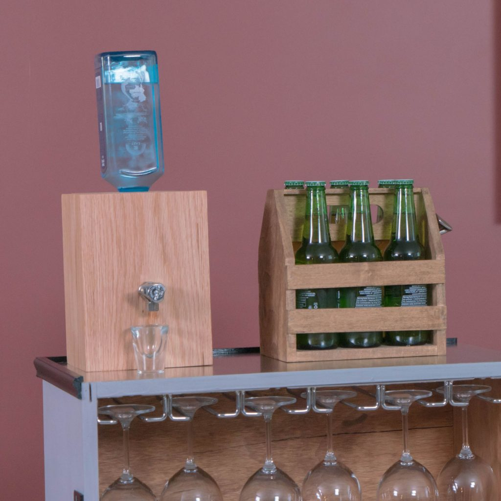 Liquor Dispenser