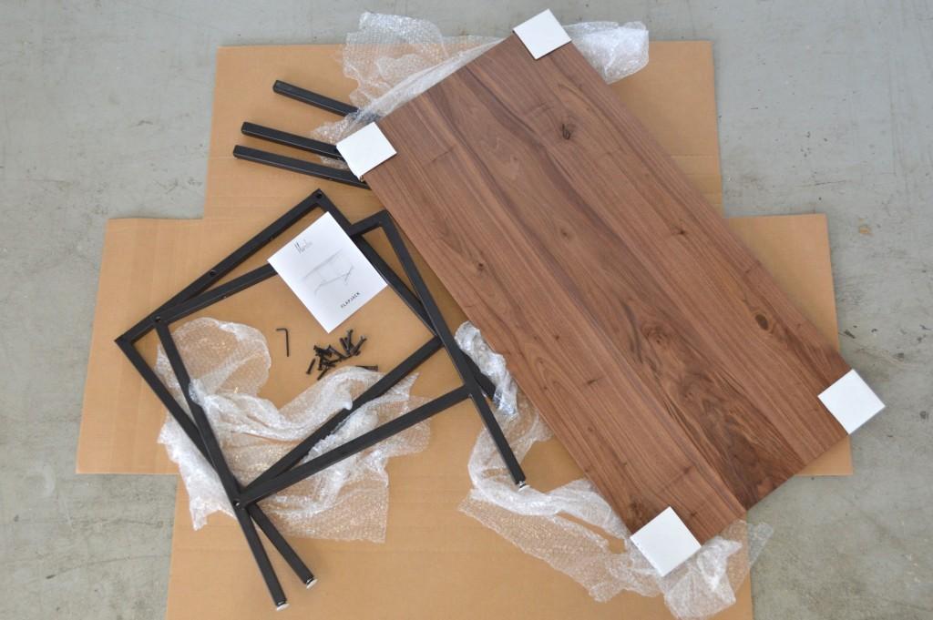 Wood + Metal
