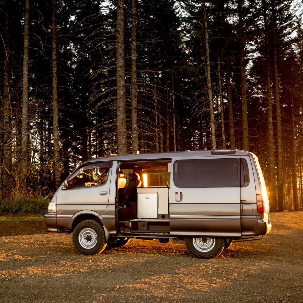 Hiace Space Cabin